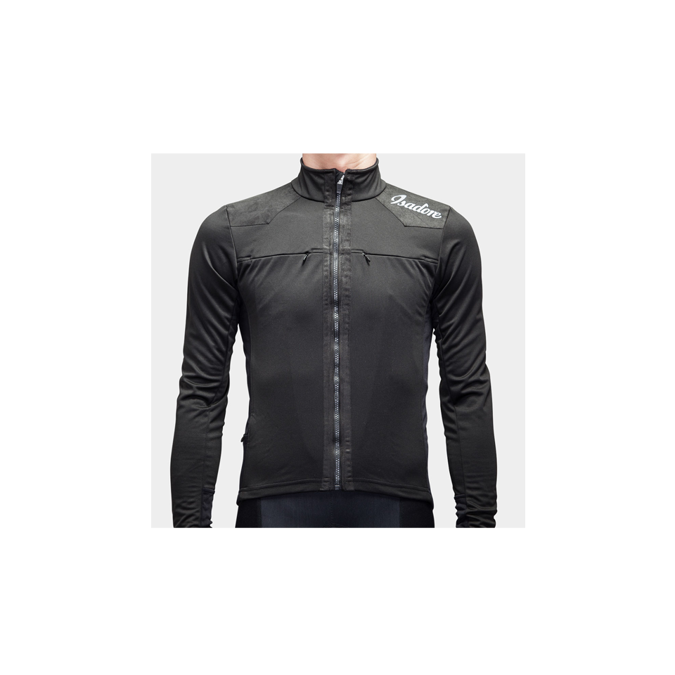 Isadore merino membrane softshell jacket